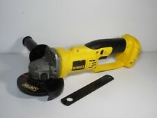 DeWALT DC411 18V Cordless Angle Grinder fully working 115 to 125mm BARE