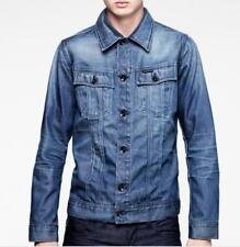 New G-Star Men's Raw Slim Tailor Medium Aged Jacket Original GStar RAW SALE!!