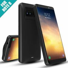 5500mAh Galaxy Note 8 Battery Charger Case Rechargeable External Battery Cover