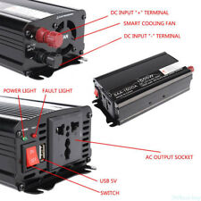 Vehicle Car DC 12V 150W / 1500W / 2000W / 3000W Power Inverter Converter Charger