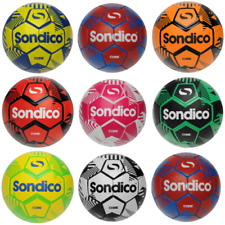 Sondico Football Ball Matchball Game Sports Core Size 3 4 5