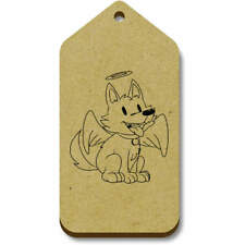 'Angel Puppy' Gift / Luggage Tags (Pack of 10) (vTG0015488)
