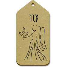 'Virgo Angel' Gift / Luggage Tags (Pack of 10) (vTG0019321)