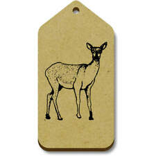 'Spotted Doe' Gift / Luggage Tags (Pack of 10) (vTG0015785)