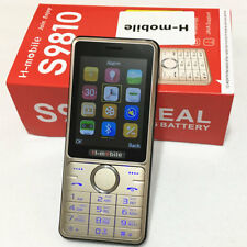 H-mobile S9810 dual SIM dual standby mobile phone 2.8 inch screen cell phone