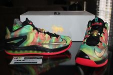 Deadstock Nike Lebron 11 XI Low SE Multicolor Champ Pack Size 11 & 11.5