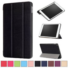 Shockproof Slim PU Leather Smart Magnetic Folio Case Cover Stand For Apple iPad