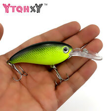 Crankbait Fishing Wobblers Hard Bait Bass Spinner Fishing Lures Pesca Tackle