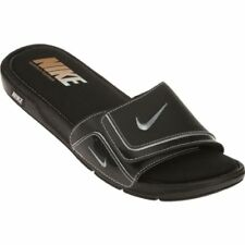 Authentic Men's Nike Comfort Slide 2 Slide Sandals New Flip flops Black 7-13
