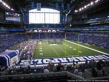Two (2) Indianapolis Colts VS Tennessee Titans Tickets LL - 11/26/17 - S228 R12