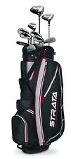 Callaway Men's Strata Complete Golf Club Set with Bag 12-Piece Right Left Handed