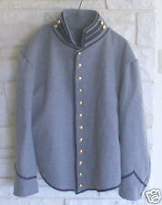 Confederate Cavalry Shell Jacket,Gray/Black,Civil War