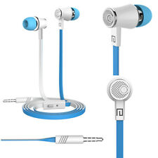 Langsdom Stereo In-ear 3.5mm Headphone Headset Earphone With MIC For IPhone HTC