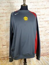 VINTAGE MANCHESTER UNITED NIKE TOTAL 90 DRI-FIT TRAINING TOP XXL