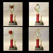 Basketball Trophy First Place With Free Personalized Plaques, Trophies, Awards
