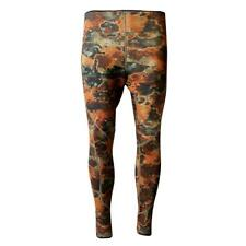 Camo Neoprene Water Sports Wetsuit Trousers Long Pants Surf Scuba Dive Kayak SUP