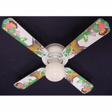 Ceiling Fan Designers Dora the Explorer and Boots Indoor Ceiling Fan