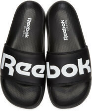 New Reebok Lifestyle Classic Slide Sport Leisure Shower Shoes Mens Size 4 - 15