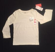 NWT Gymboree Girls Tres Fabulous Ivory with Silver Sequin Top Size 5 6 7 & 8
