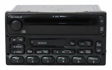 2001 Ford E350 Super Duty Van AM FM Radio Cassette CD Player Part XL2F-18C868-AB