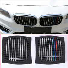 24pcs Front Grill Decoration Strip Trim For BMW 2 Series 218i F45 f46 2015-2017