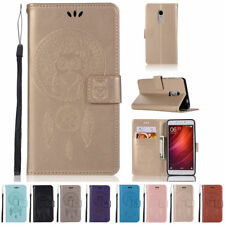 New PU Leather Card Holder Wallet Flip Case Cover for Xiaomi Redmi Note Series