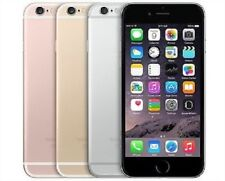 APPLE IPHONE 6S 16GB GSM UNLOCKED SMARTPHONE ROSE GOLD SILVER SPACE GRAY CO99