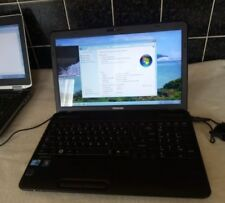 Toshiba Satellite Pro C650 Laptop with Intel Core i3, Win 7, 4GB and 500GB HDD.