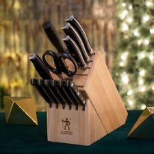 J.A. Henckels International Forged Premio 13 Piece Knife Block Set