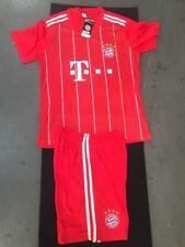 SOCCER UNIFORMS $16/SET INCLUDES JERSEY AND SHORT WITH NUMBER (BAYERN)