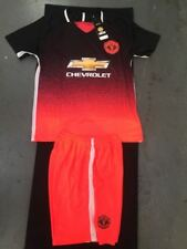 SOCCER UNIFORMS $16/SET INCLUDES JERSEY AND SHORT WITH NUMBER (MAN U)