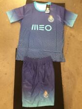 SOCCER UNIFORMS $16/SET INCLUDES JERSEY AND SHORT WITH NUMBER (PORTO)