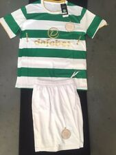 SOCCER UNIFORMS $16/SET INCLUDES JERSEY AND SHORT WITH NUMBER (CELTIC)