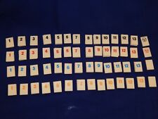 RUMMIKUB TRAVEL - by Tomy - SPARE / REPLACEMENT Tiles - FREE P&P