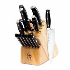 J.A. Henckels International Forged Premio 14 Piece Knife Block Set