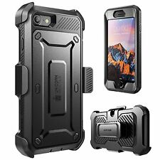 Supcase APPLE iphone 8 Unicorn Beetle Pro Series Holster Case Black 5 Colors