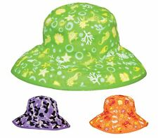 Baby Banz Reversible Sun Hat Baby Infant Kids Summer Head Sun Protection BNWT