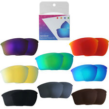 New Replacement Polarized Lenses For Oakley Half Jacket 2.0XL Sunglasses Frames