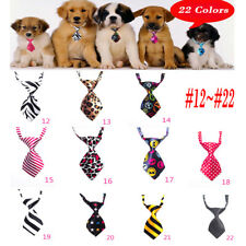 Adjustable Bow Tie Necktie Collar Lovely Dog Cat Puppy Pet Kitty Accessory Cute