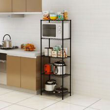 Wire Shelving 5 Tier Metal Storage Rack 5 Shelf Shelves Unit Kitchen Wire Rack