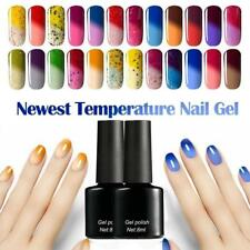 8ml Thermal Nail Polish Peel Off Temperature Color Changing Varnish Manicure
