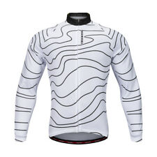 Pro Cycling Jersey Mens Riding Breathable Long Sleeve Spring/Fall Bike Clothing
