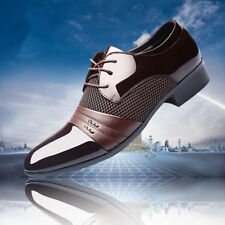 Hot Formal Shoes Men Leather New Dress Oxfords Business Dress  Casual Shoes