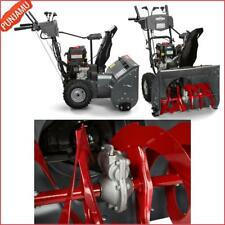 Briggs & Stratton Dual-Stage Snow Thrower with 208cc 250cc Engine Electric Start
