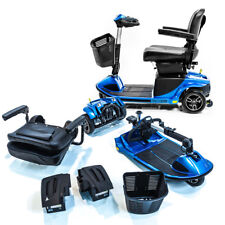 2018 Pride REVO 2.0 3-Wheel Electric Mobility Scooter U1 Batteries Rugged S66