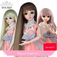 Head circumference 24CM-26CM Wigs for 1/3 BJD SD Doll for Blythe jointed dolls