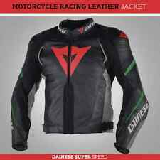 Dainese Super Speed Motorcycle Leather Racing Multi-colour