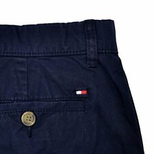 Tommy Hilfiger Mens Slim Fit Flat Front Chino - Choose SZ/Color