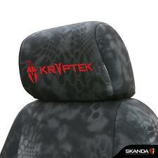 Coverking Camo Kryptek Typhon Neosupreme Front Seat Covers for Toyota Tacoma