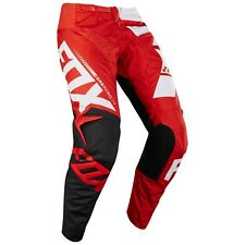 Genuine Fox Racing Youth 180 Sayak Red Race Pants Motocross MX Kit Off Road